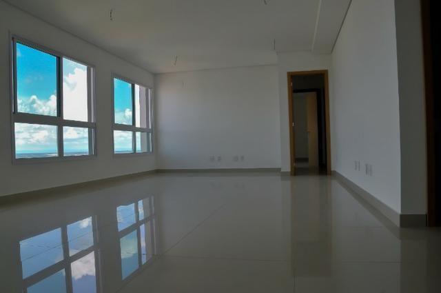 Splendore - 4 vagas, 3 suites, sol da manhã, Andar alto - Lindo apartamento - Foto 3
