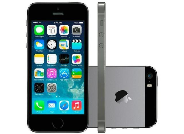 2976c96cdce IPhone 5s 32Gb - Caixa com manual - Celulares e telefonia - Jardim ...