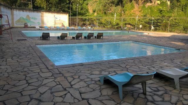 Apartamento, 2 quartos, lateral, vazio, 50m², na Rua Ibiá 517 - Turiaçu