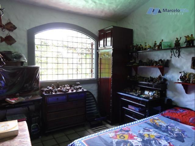 Excelente casa sem detalhes em Olinda com piscina . Troca em 2 apartamentos - Foto 14