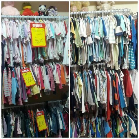 1d00e6546 Lotes de Roupas e calçados para Bebês 0 a 2 anos - Artigos infantis ...