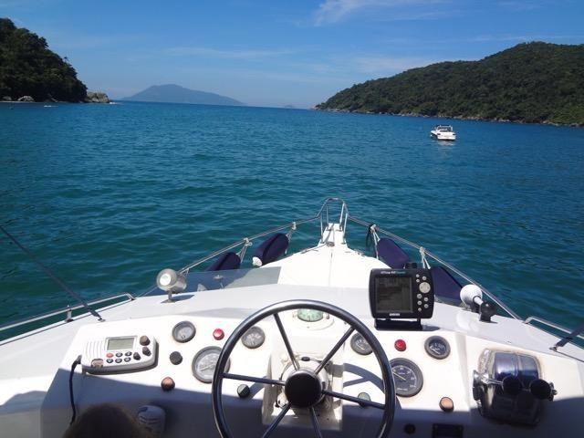Lancha obra Capri 32 Fly - Barco de represa! Oportunidade única!! - Foto 13