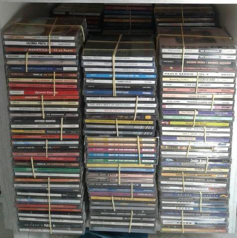 Vários Lotes de CDs Originais, Usados, Mas Muito Bem Conservados- Vendo Unidades Separadas