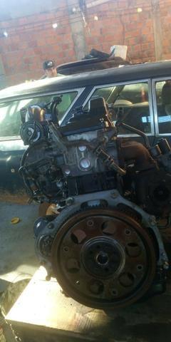Motor Toyota 1KD D4D 3.0 Turbo Interc Parcial 21 MIl KM rodados original Sw4 Hilux - Foto 5