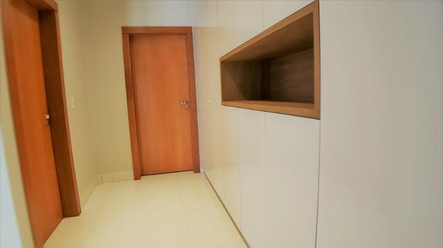 Sobrado 4 Suítes + Escritório, 351 m², semi mobiliado, c/ lazer na 404 Sul - Alto Padrão - Foto 17