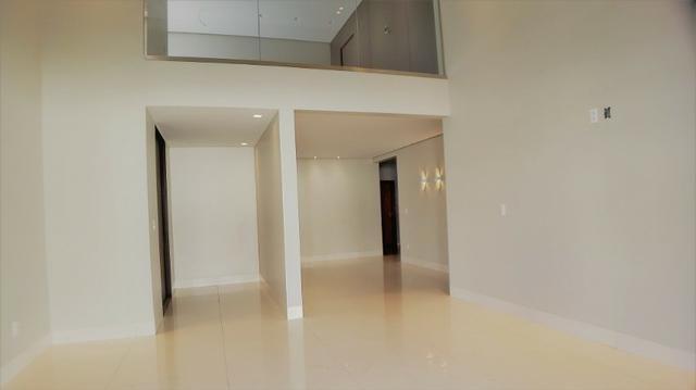 Sobrado 4 Suítes + Escritório, 351 m², semi mobiliado, c/ lazer na 404 Sul - Alto Padrão - Foto 3