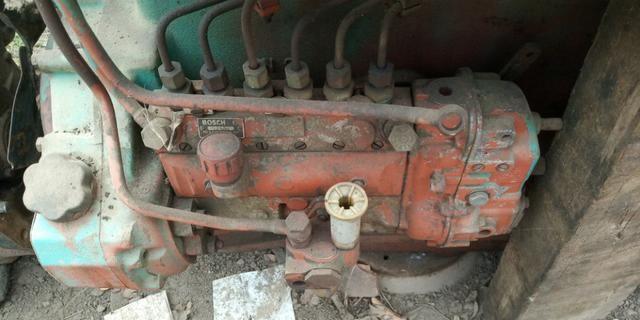 Bloco Limpo do Motor 06 Cil Mwm 226/229 F350 F100 F1000 F4000 - Foto 5