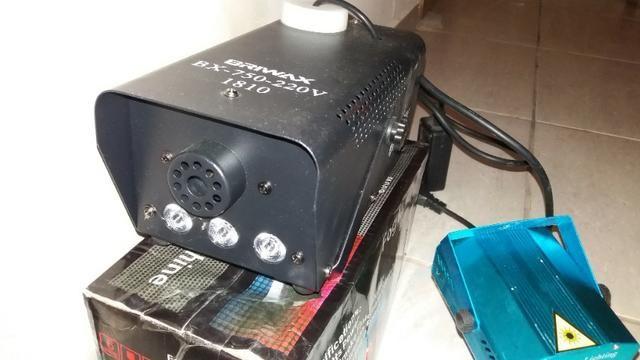 Máquina De Fumaça Dmx Bx-750 3 - Foto 3