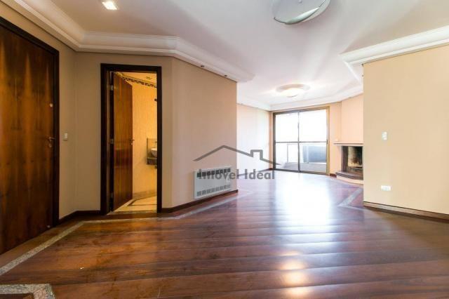 Cobertura com 4 dormitórios à venda, 564 m² por R$ 2.300.000 - Alto da Glória - Curitiba/P
