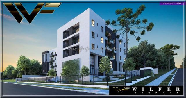 Apartamento à venda com 2 dormitórios em Campo comprido, Curitiba cod:w.a10820