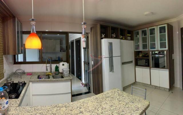 Apartamento com 4 dormitórios à venda, 216 m² por R$ 970.000,00 - Parque Monjolo - Foz do  - Foto 8