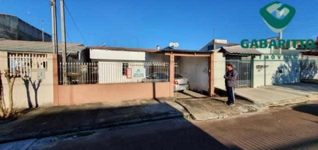 Casa à venda com 3 dormitórios em Sitio cercado, Curitiba cod:91249.001