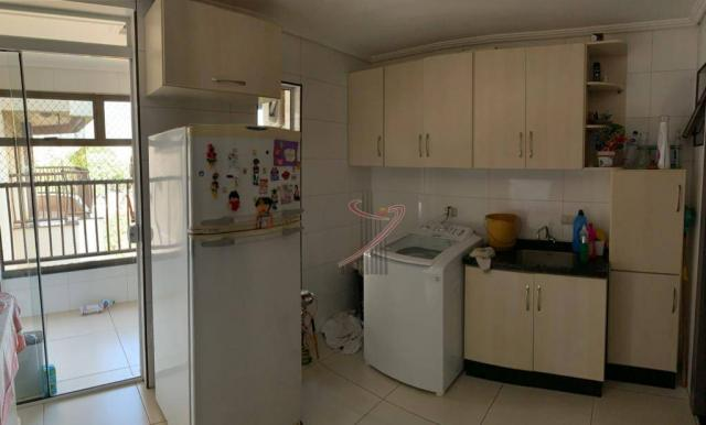 Apartamento com 4 dormitórios à venda, 216 m² por R$ 970.000,00 - Parque Monjolo - Foz do  - Foto 12