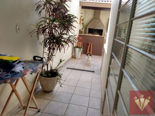 Casa com 3 dormitórios à venda por R$ 742.000 - Vila José De Paula - Mogi Guaçu/SP - Foto 5