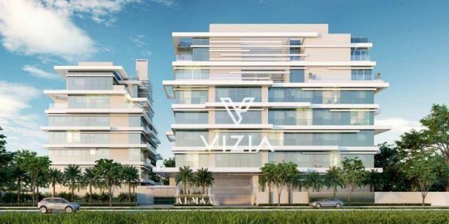 Cobertura com 4 dormitórios à venda, 417 m² por R$ 6.850.788,00 - Cabral - Curitiba/PR - Foto 5
