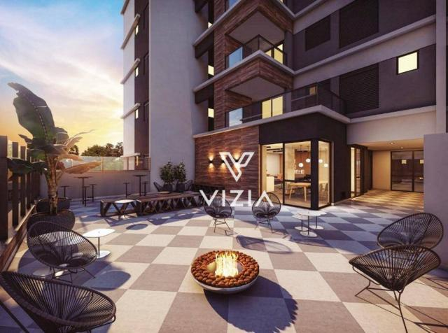 Apartamento à venda, 112 m² por R$ 936.239,00 - Cabral - Curitiba/PR - Foto 13