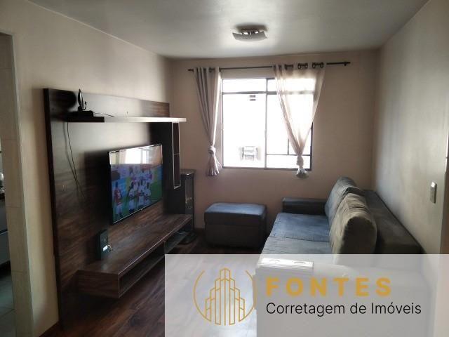 Apartamento com 3 dormitórios, sala, cozinha, 1 vaga de garagem, armários sob medida na co - Foto 9