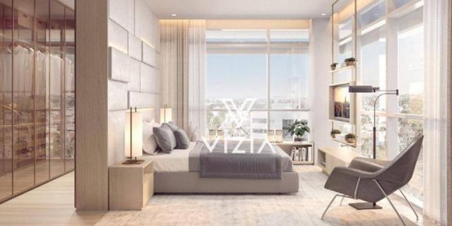 Cobertura com 4 dormitórios à venda, 417 m² por R$ 6.850.788,00 - Cabral - Curitiba/PR - Foto 3