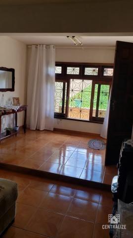 Casa à venda com 4 dormitórios em Jardim carvalho, Ponta grossa cod:1687 - Foto 7