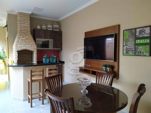 Casa com 3 dormitórios à venda, 120 m² por R$ 480.000,00 - Esperança - Londrina/PR - Foto 10