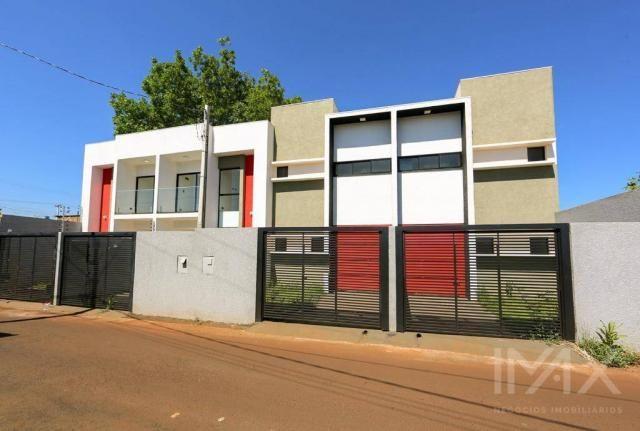 Sobrado com 3 dormitórios, 125 m² - venda por R$ 360.000,00 ou aluguel por R$ 2.500,00/mês - Foto 2