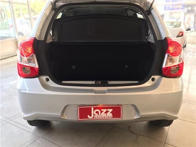 Toyota Etios 1.3 x 16v flex 4p manual - Foto 9