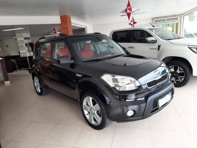 SOUL 2010/2011 1.6 EX 16V GASOLINA 4P AUTOMÁTICO - Foto 2