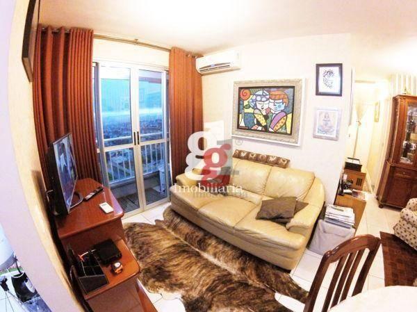 Apartamento com 3 dormitórios à venda, 69 m² por R$ 319.500,00 - Edifício Garden Catuaí -  - Foto 4
