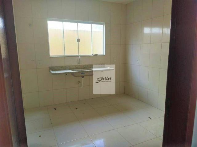 Casa à venda com 2 dormitórios em Chácara mariléa, Rio das ostras cod:CA0926 - Foto 6