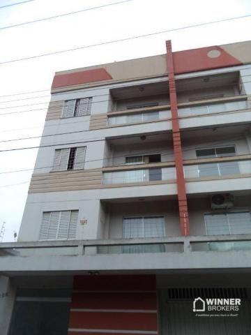 Ótimo apartamento à venda na zona 01 em Cianorte!