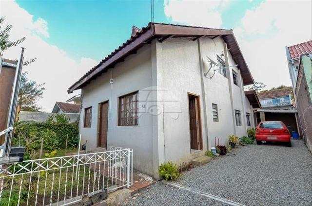 Casa à venda com 4 dormitórios em Cajuru, Curitiba cod:927951