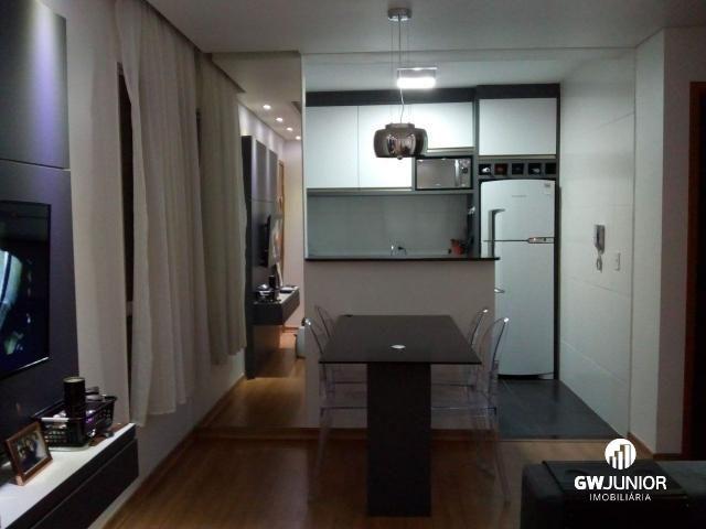 Apartamento à venda com 2 dormitórios em Vila nova, Joinville cod:705 - Foto 2