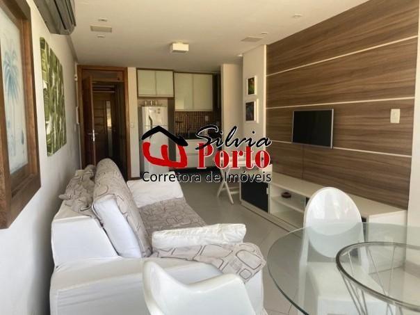 Aluga-se Anual ou Temporada. Apartamento 2/4 frente ao Mar em Vilas do Atlantico - Foto 7
