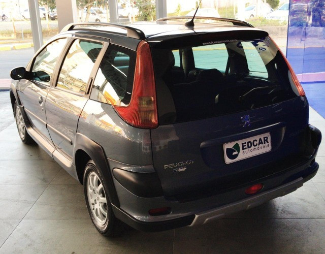 Peugeot 206 - 2008 1.6 Escapade SW 16V Flex 4P Manual Completo! - Foto 7