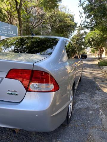 Honda Civic LXS 1.8 2008 Automático - Foto 8