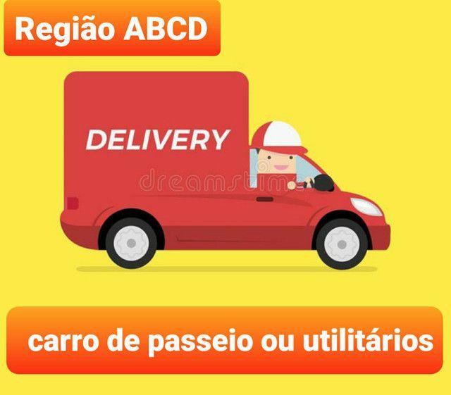 Carro / Entregador(a) Região do ABC