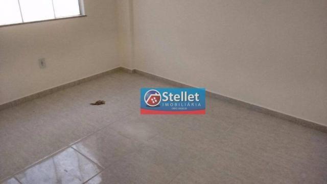 Apartamento com 2 dormitórios à venda, 70 m² por R$ 200.000,00 - Atlântica - Rio das Ostra - Foto 9