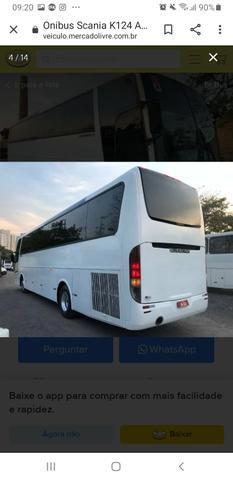Ônibus scania K124 - Foto 4
