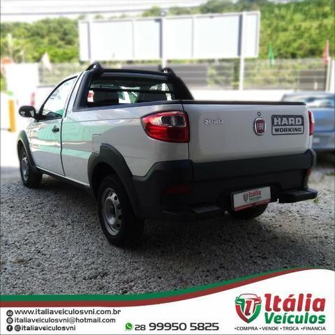 Fiat Strada 1.4 Hard Working CS 2018/19. IPVA 2020 Pago - Foto 4
