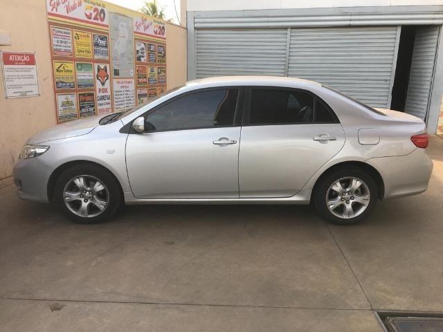 Toyota Corola 2010 XEI 1.8 automático - Foto 3