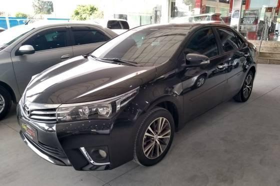 COROLLA 2017/2018 1.8 GLI UPPER 16V FLEX 4P AUTOMÁTICO - Foto 2
