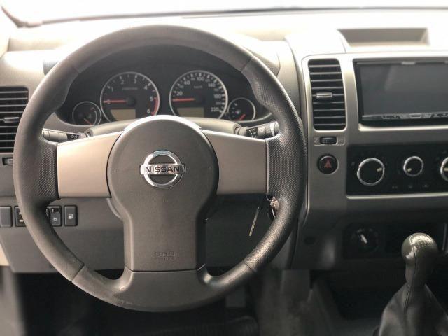 Nissan Frontier 2.5 S 4X4 CD Diesel - Manual 2014 - Foto 6