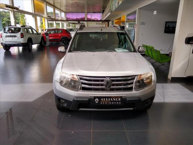 RENAULT DUSTER 2.0 DYNAMIQUE 4X4 16V FLEX 4P MANUAL - Foto 2