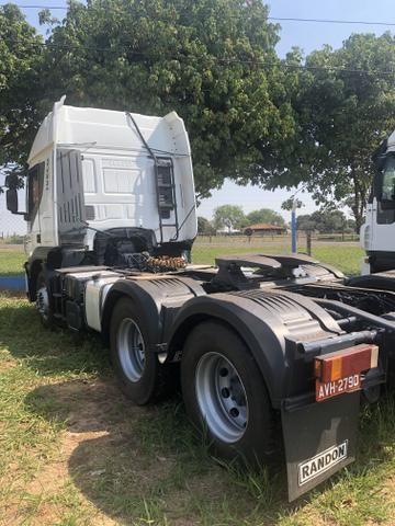 Iveco 460 6x4 Automático