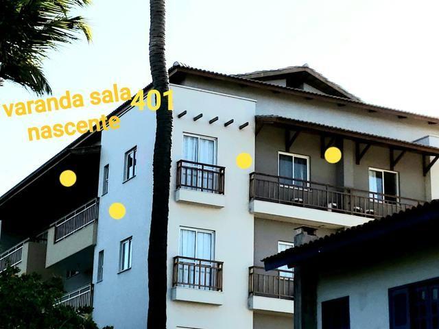 Apartamento mobiliado completo 2 quartos vista mar 100 mt do centro do cumbuco ce brasil - Foto 8