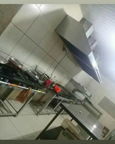 Vendo restaurante Luis Eduardo Magalhães Bahia Luis - Foto 7