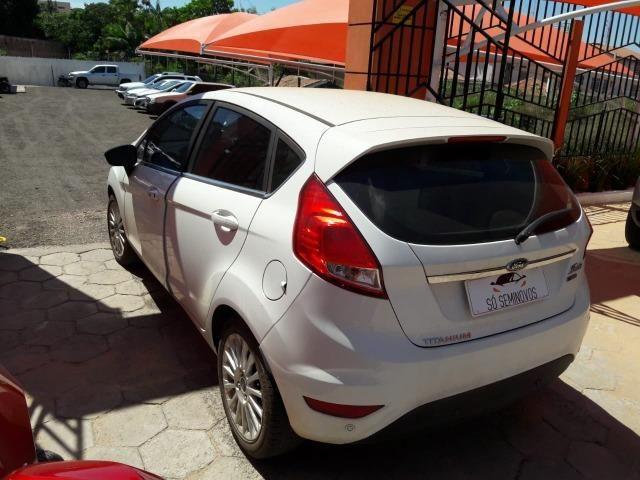 Fiesta 1.6 automático compelto - Foto 3