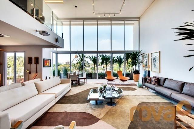 Apartamento à venda com 4 dormitórios em Setor marista, Goiânia cod:NOV235819 - Foto 5