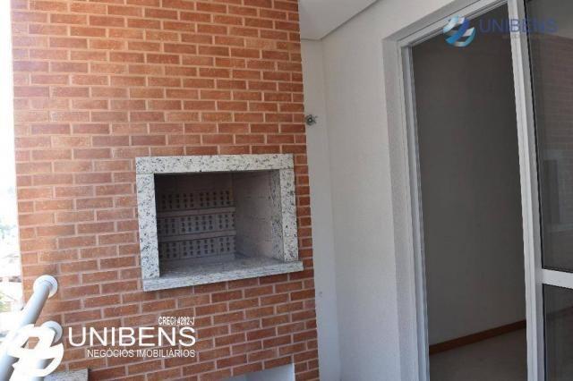 Apartamento NOVO com 2 dormitórios à venda ou Permuta no Bairro Bela Vista - São José/SC - - Foto 13
