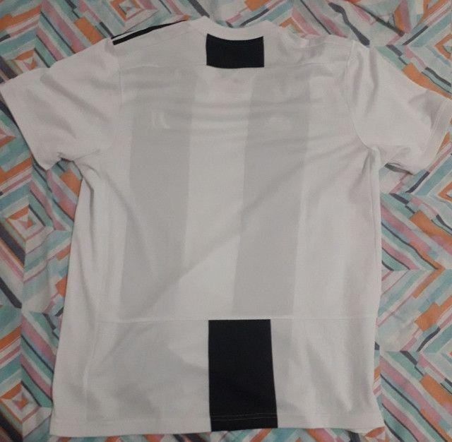 Camisa Juventus Original S/ N° - Tam G - Foto 2